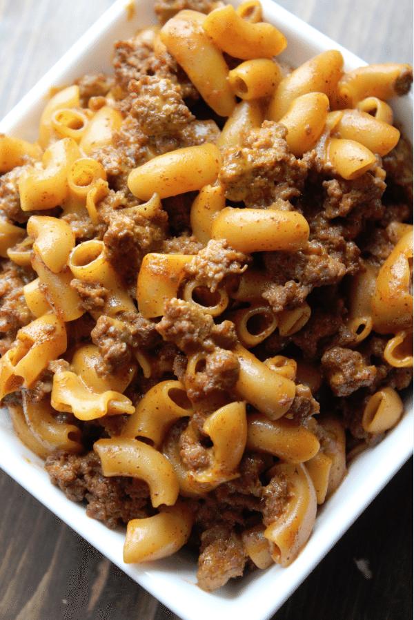 Kraft Cheesy Skillets Comfort food