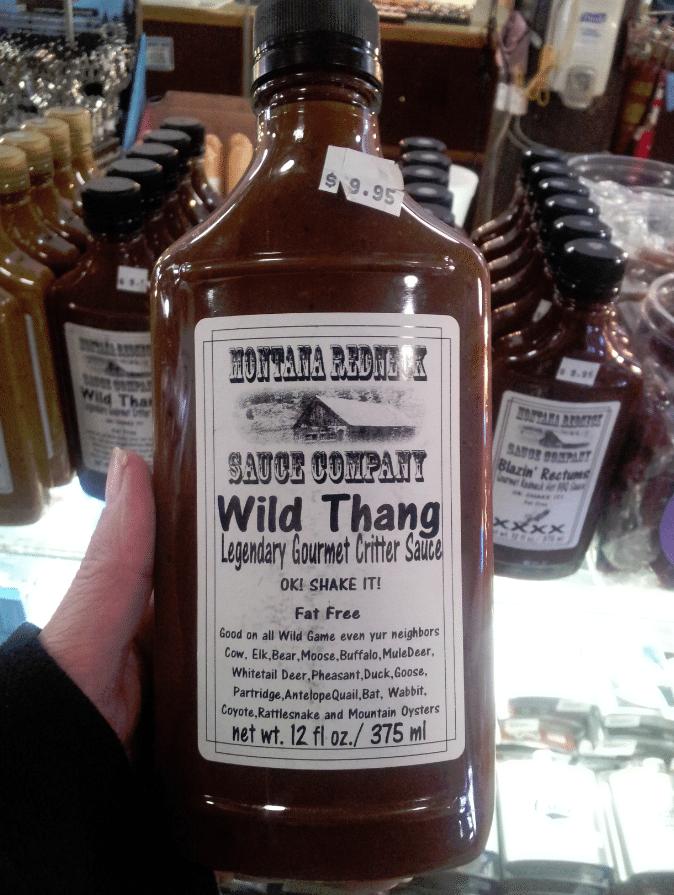 Wild Thang Sauce