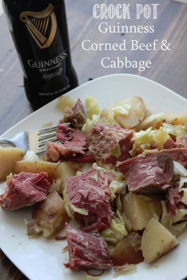 Do you think of corned beef and cabbage for St. Patrick's Day?