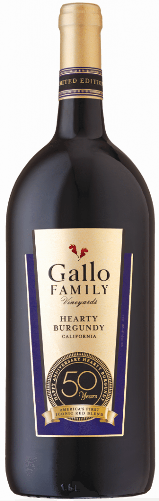 Gallo Burgundy Wine