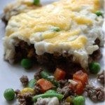 Super easy shephards pie Recipe