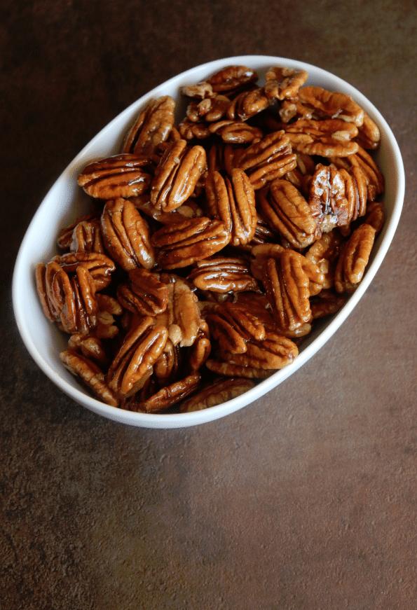 honey pecans recipe