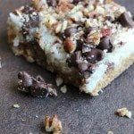 Chocolate Coconut 5 Layer Bars