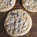 Crock Pot Chocolate Chip Cookies