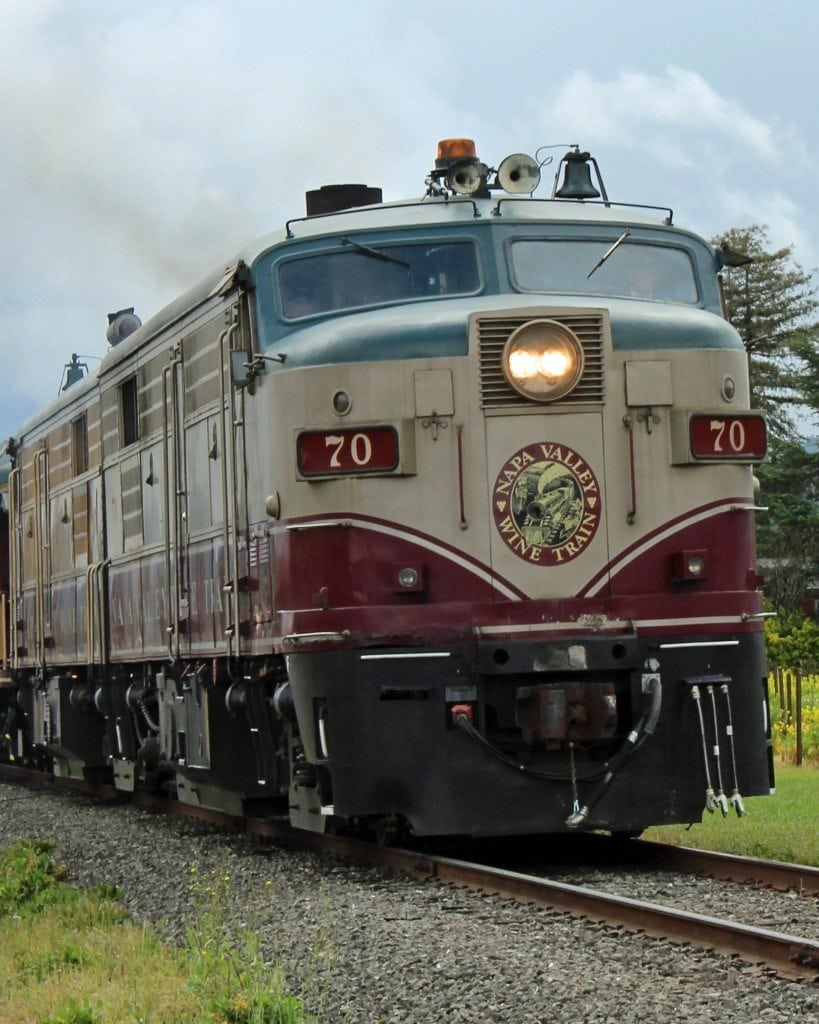 Napa Valley Wine Train picture