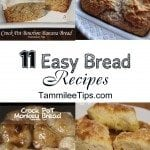 11 Easy Bread Recipes