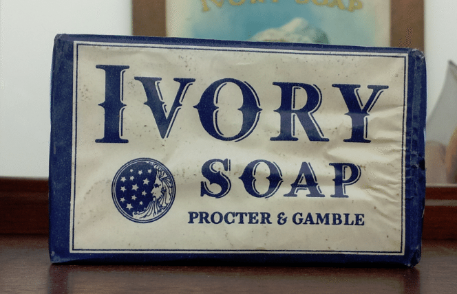 PG Archive Center Ivory Soap
