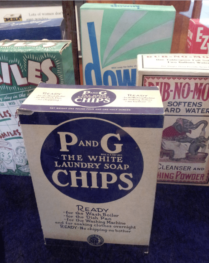 PG Archive Center Laundry chips