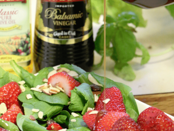 Super easy Balsamic Vinaigrette Recipe