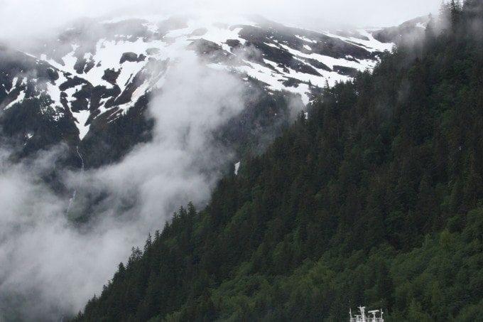 Alaska Cruise Ports