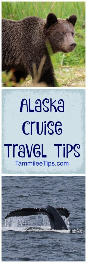 Best Alaska Cruise Travel Tips! Packing Tips, Excursions, Ports of Call and more! What you need to know to prepare for your Alaskan Cruise Vacation!