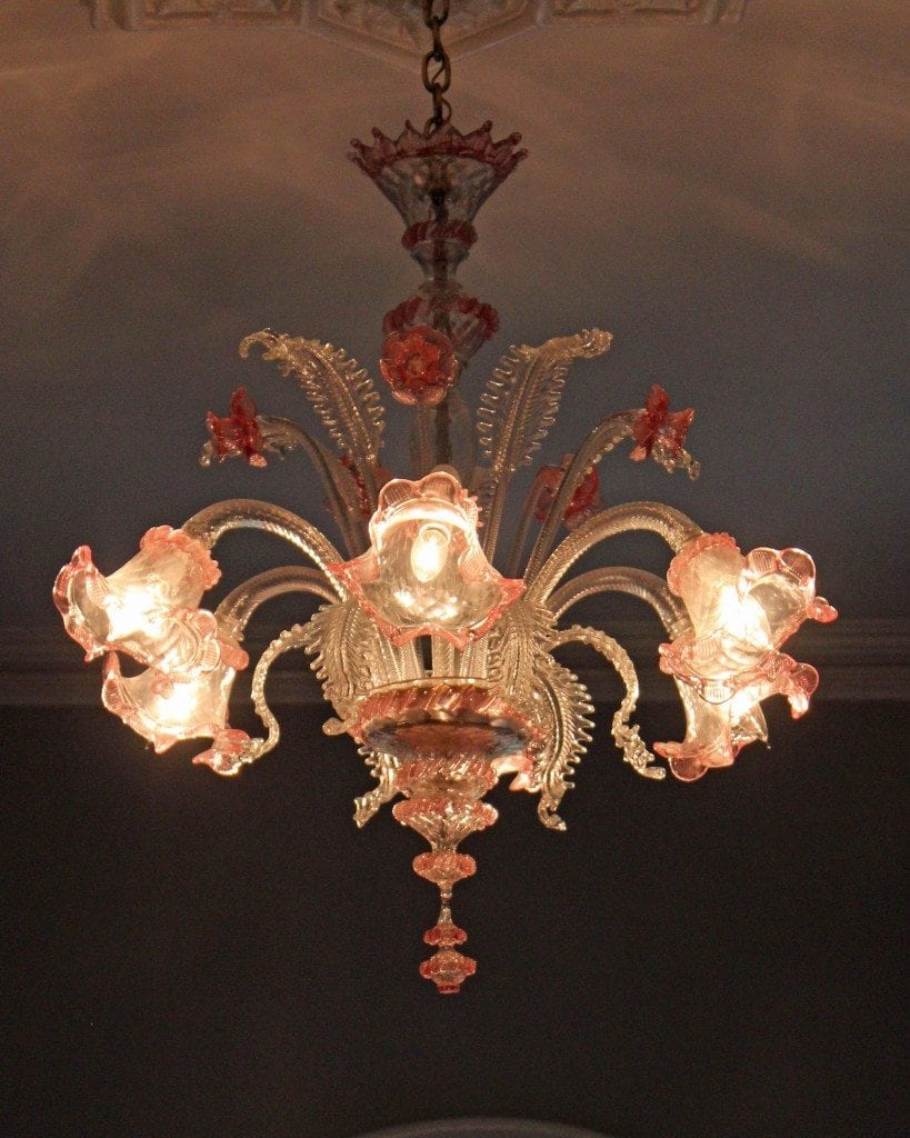 Hemmingway house chandelier