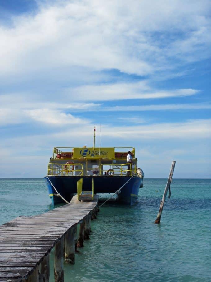 Cozumel Passion Island By Power Catamaran Excursion
