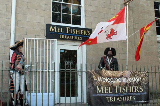 Mel Fisher Maritime Museum Key West Florida