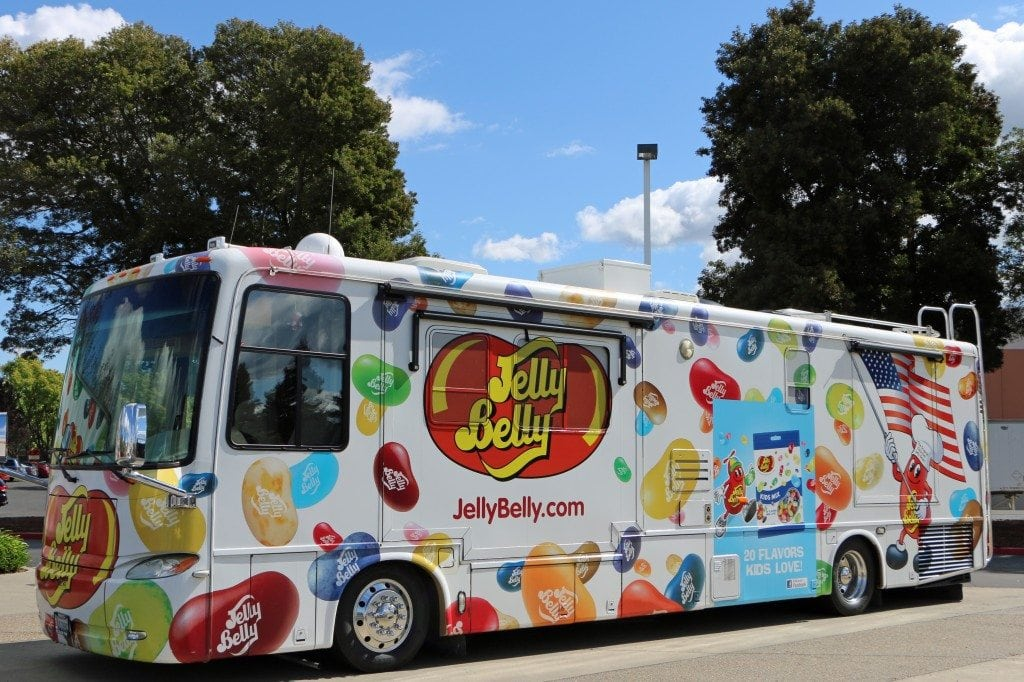 Jelly Belly RV