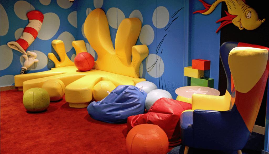 Seuss at Sea Bookville Carnival Freedom