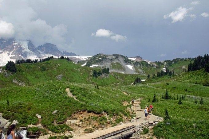Mount Rainier National Park Travel Tips