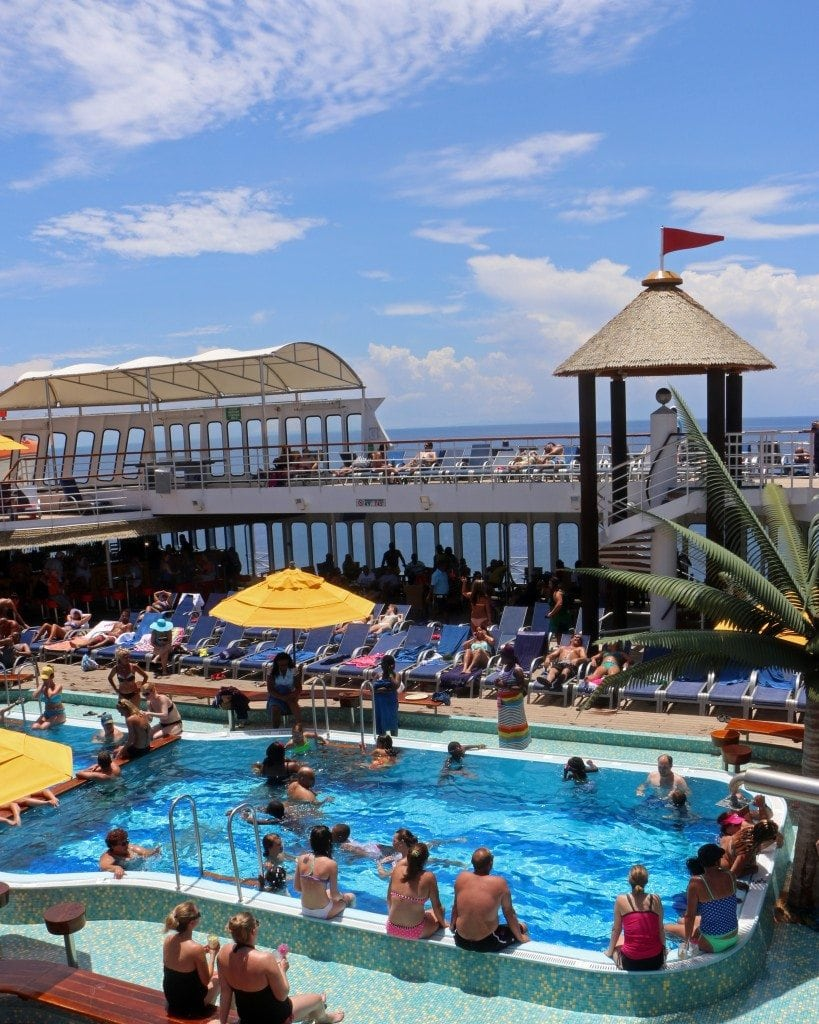 An Amazing Week On The Carnival Ecstasy Cruise Ship
