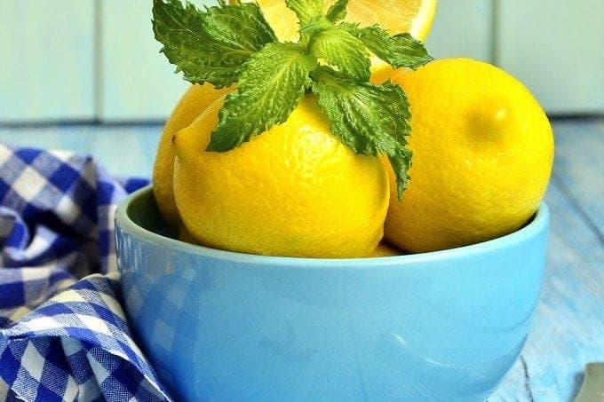 27 Alternative uses for lemons