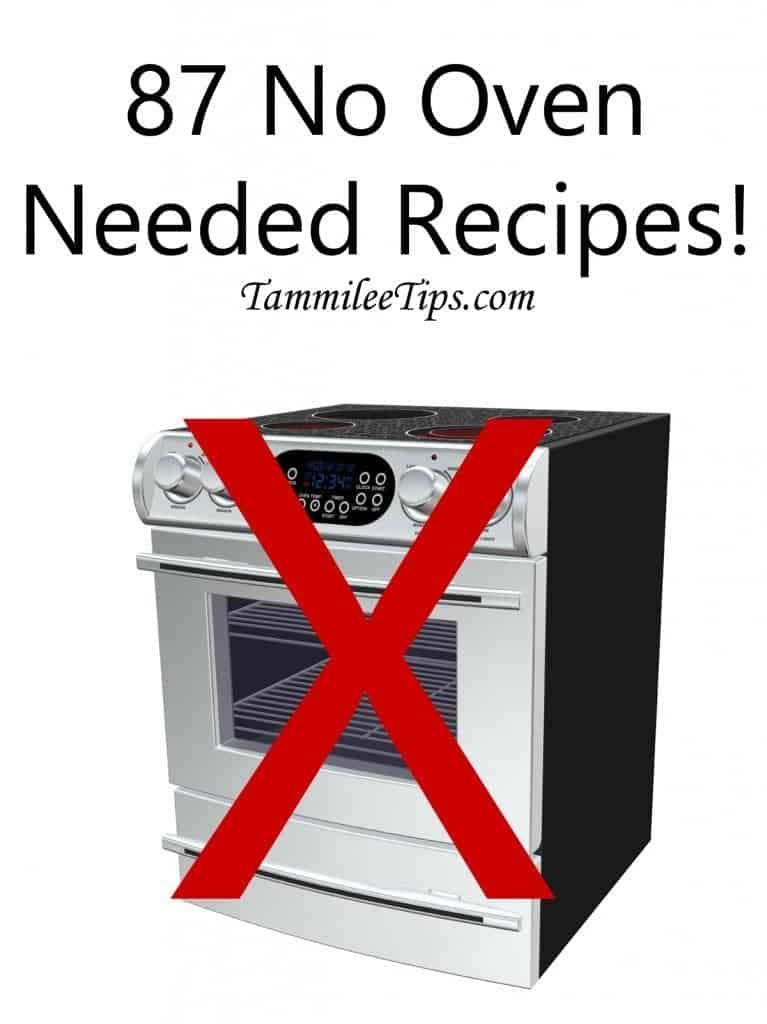 87 No Oven Needed Recipes