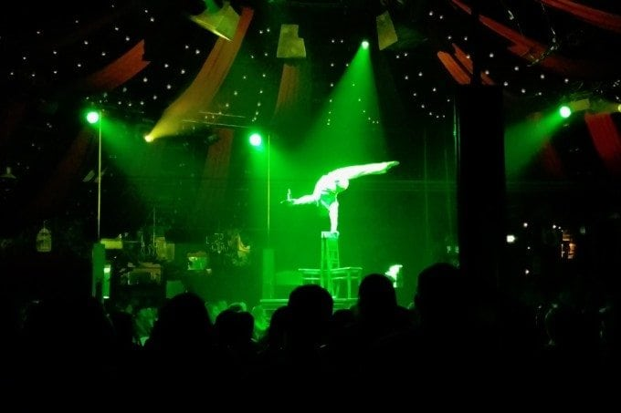 Absinthe Las Vegas is a show not to miss!
