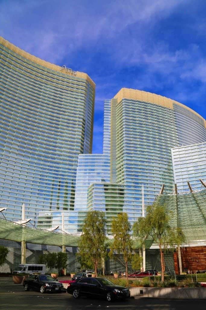 Blog Beautiful day at Aria Las Vegas