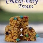 Crunch Berry Treats