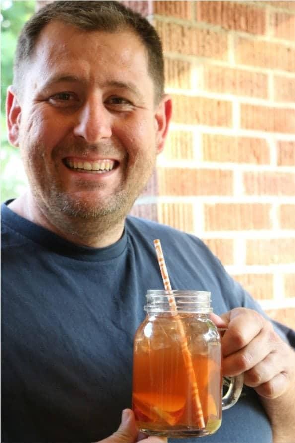 Peach Iced Tea Cocktail Recipe John