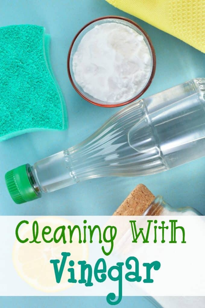 10 Tips For Cleaning With Vinegar