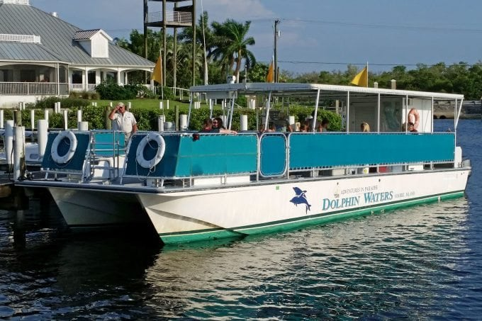 Adventures in Paradise Dolphin Cruise Sanibel Island Florida