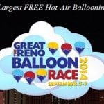 Reno Hot Air Balloon Race Logo
