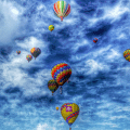 Reno Hot Air Balloon Races