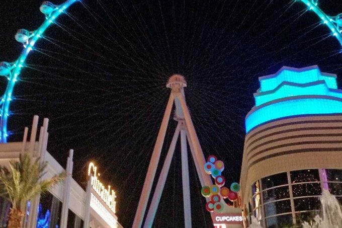 High Roller Las Vegas takes you to new heights over the Vegas Strip!