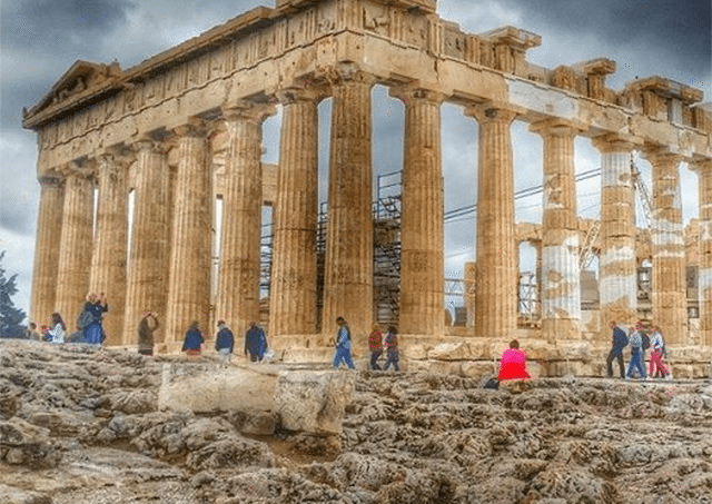 Daily Diary ~ Exploring Athens and TBEX Europe Travel Writers Conference