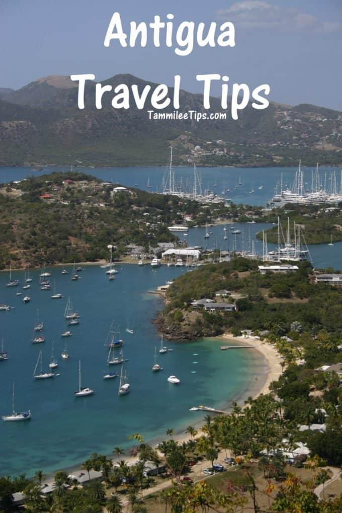 Antigua Travel Tips