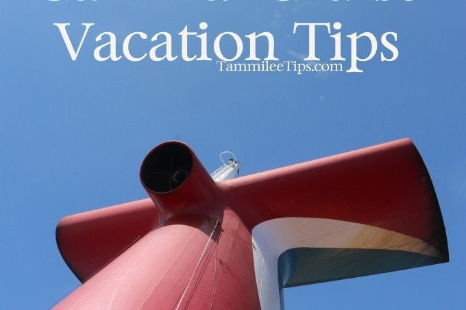 Tips for Carnival Cruise Vacations