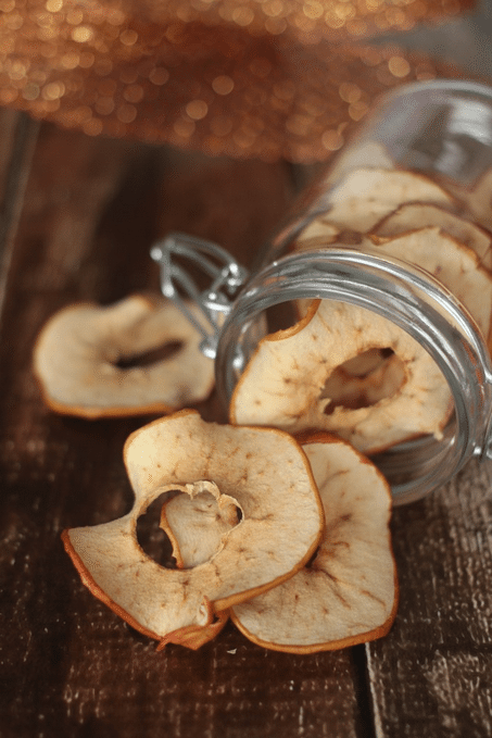 Dried Apple Rings