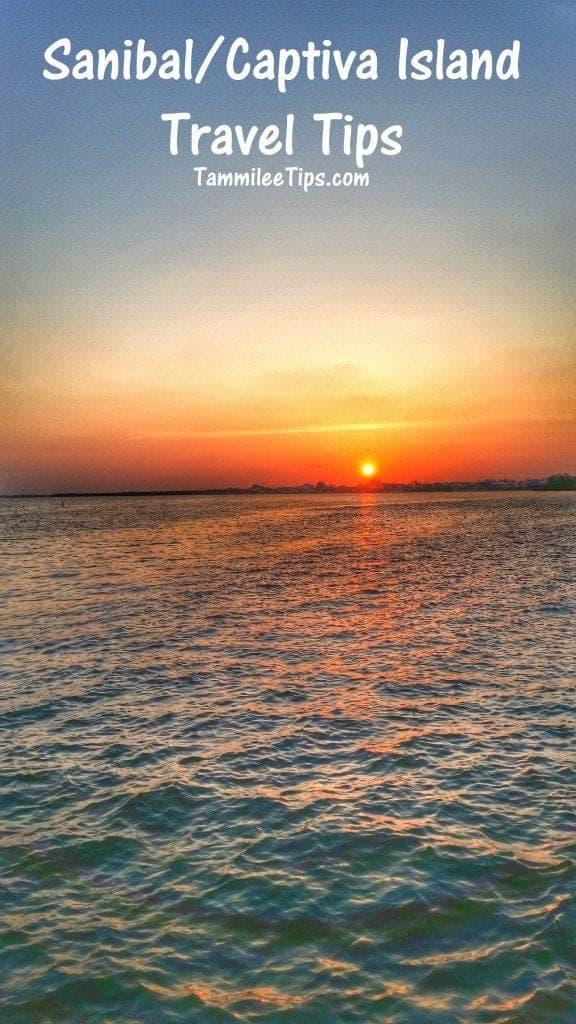 Sanibel Captiva Island Travel Tips