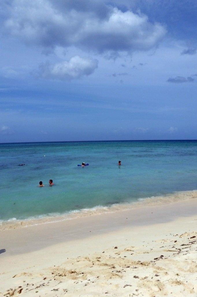ocean in Dominican Republic