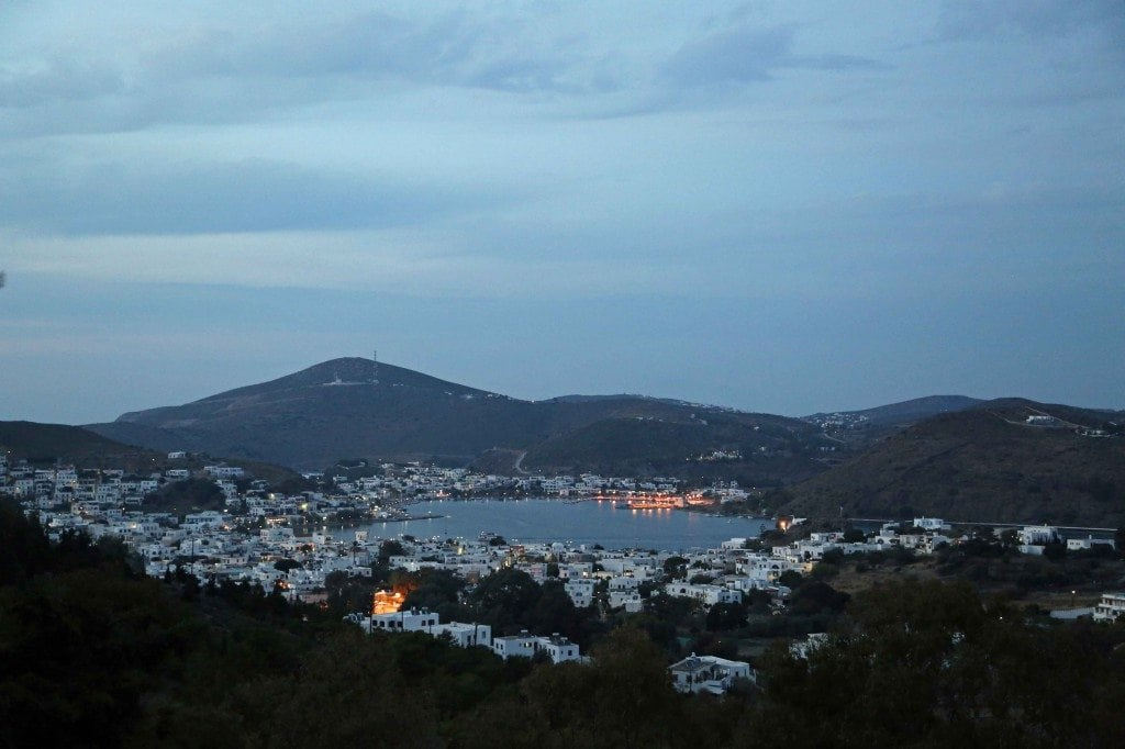 Blog Patmos Greece