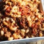 Crock Pot Chili Mac and Cheese Recipe