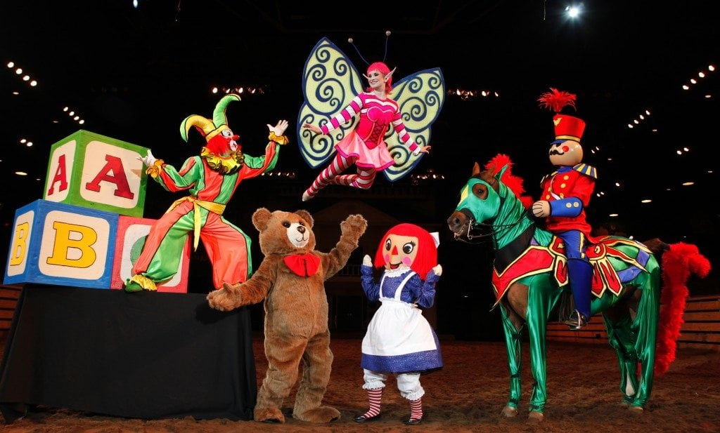 DIxie Stampede Toys