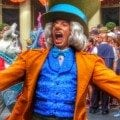 Mad Hatter Disney World Parade