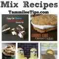 25 Cake Mix Recipes