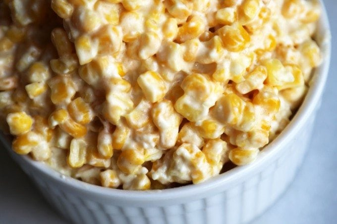 Crock Pot Creamed Corn Recipe