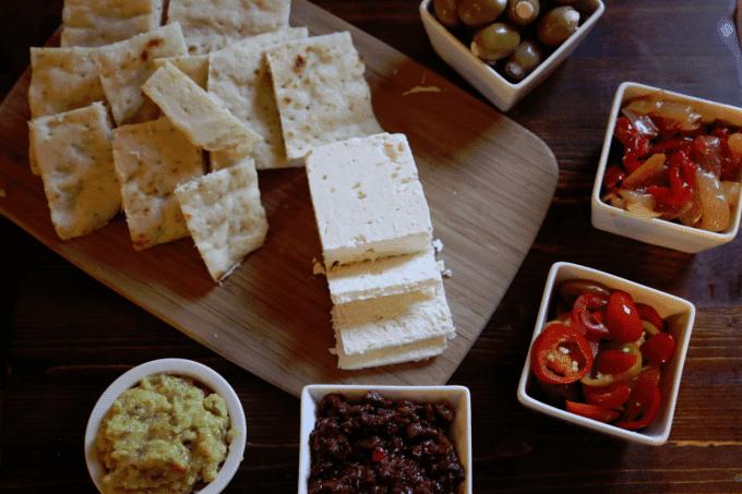 Greek Appetizer Platter