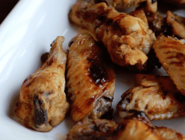 Crock Pot Spicy Mango Jerk Wings