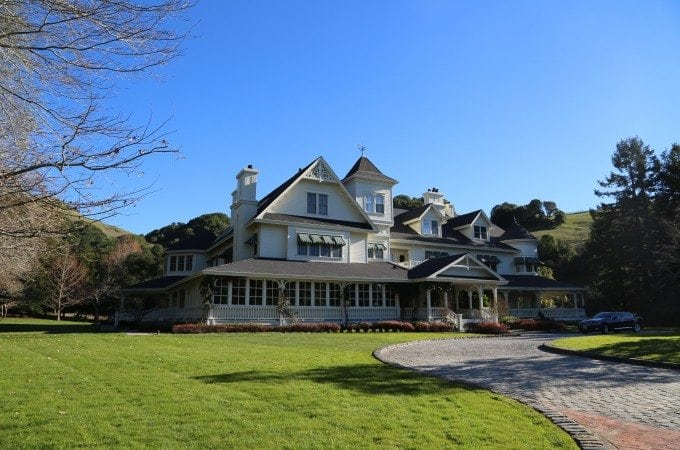 Skywalker Ranch Tour and photos from Skywalker Ranch
