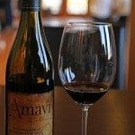Amavi Cellars wine tasting Walla Walla Washington