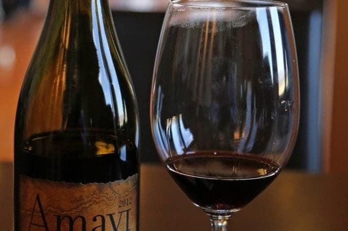 Amavi Cellars wine tasting Walla Walla Washington